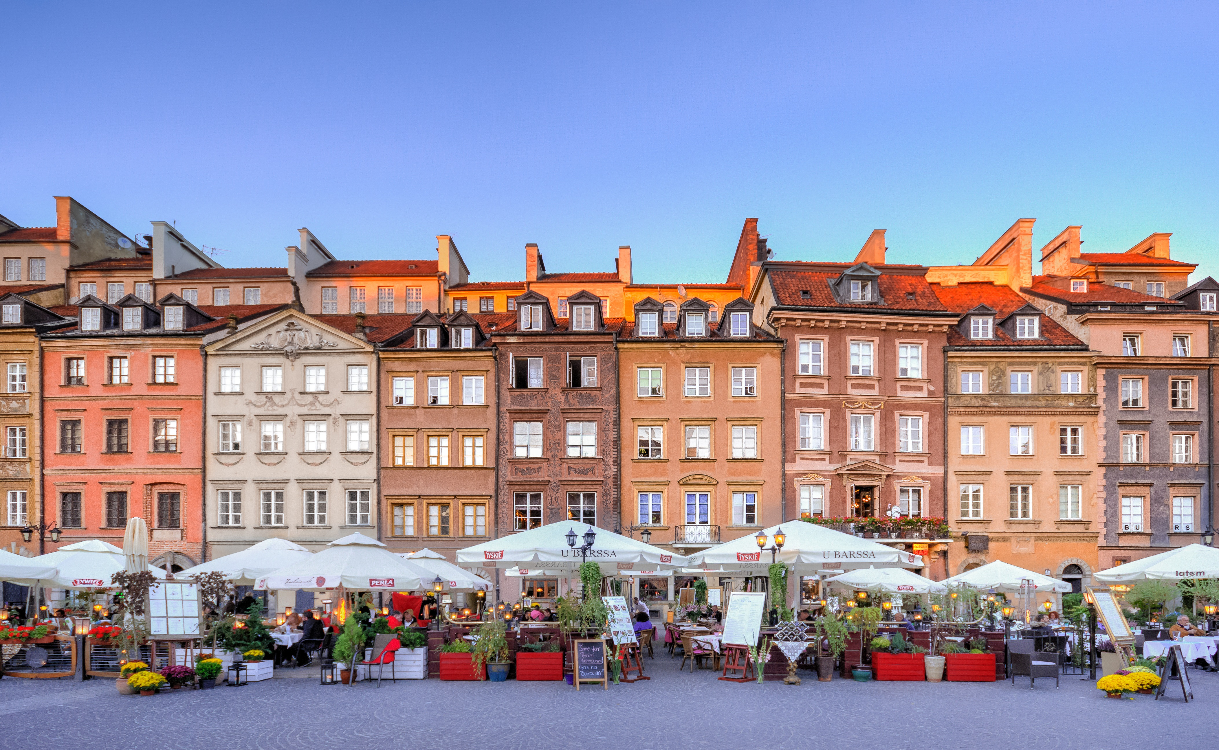 Things to do and see in Warsaw